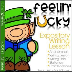 Feelin Lucky - Traci Clausen