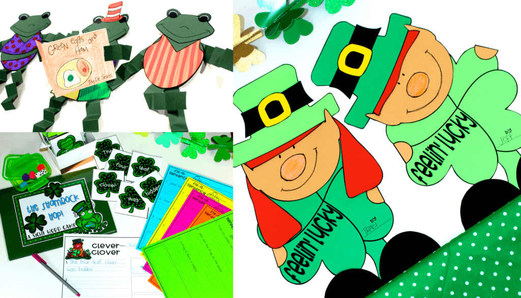 St. Patrick's Day / March Round Up