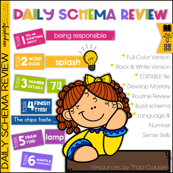 Daily Schema Review