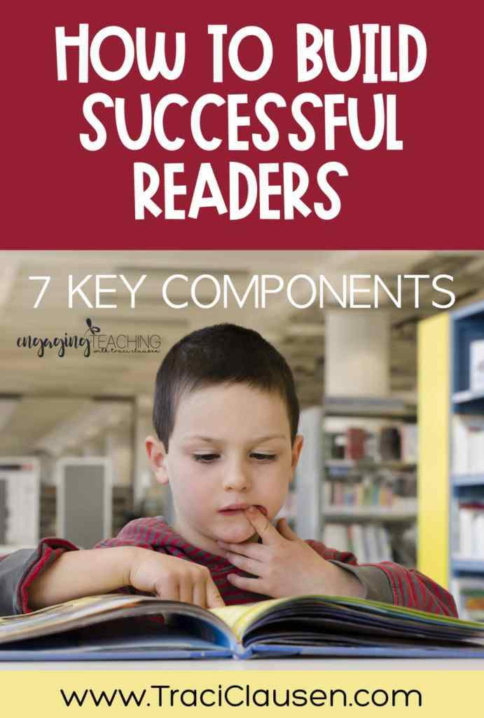 7 Key Components of Successful Reading Instruction