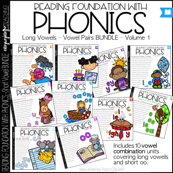 Reading Foundation with Phonics