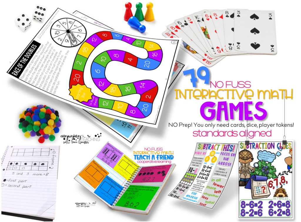 No Fuss Interactive Math Lessons & Curriculum