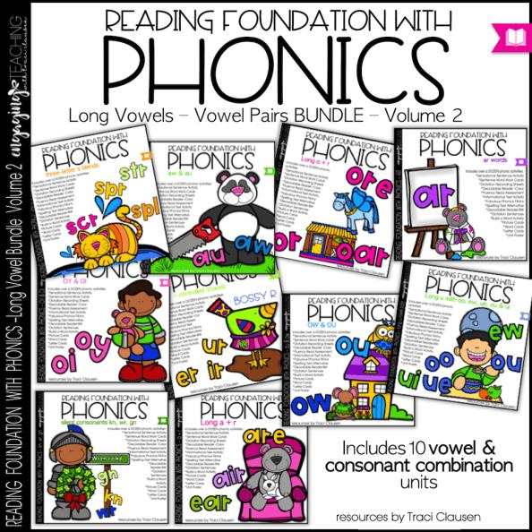 Reading Foundation with Phonics