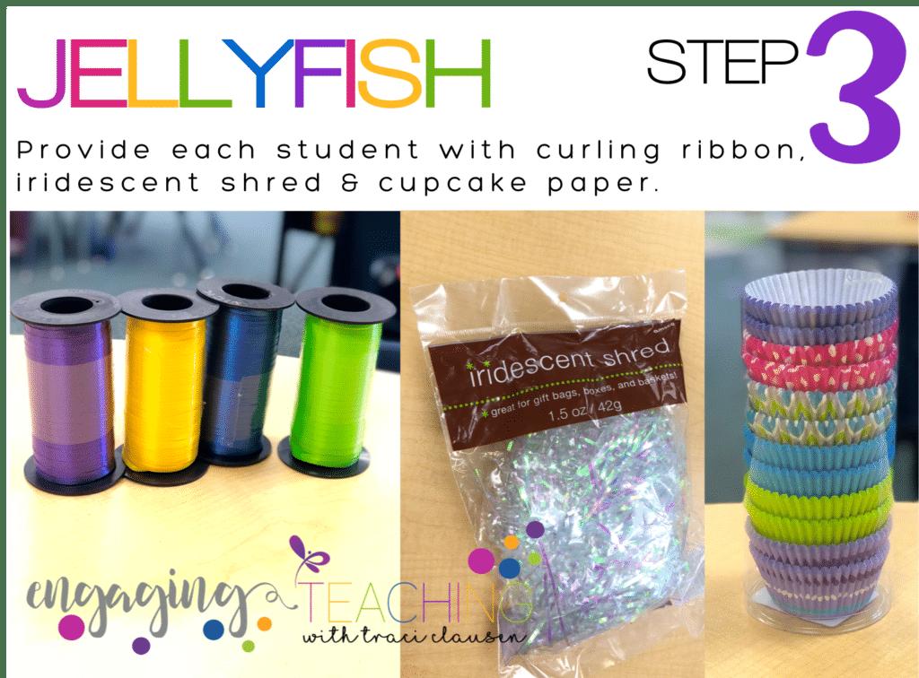 Jellyfish step 3