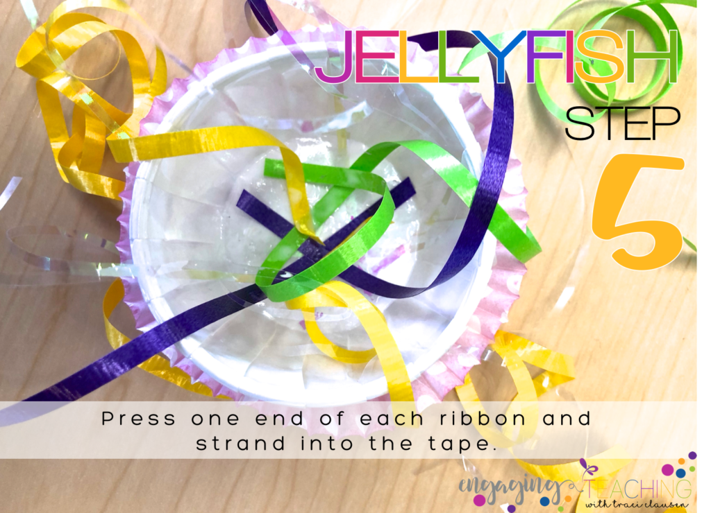 Jellyfish step 5
