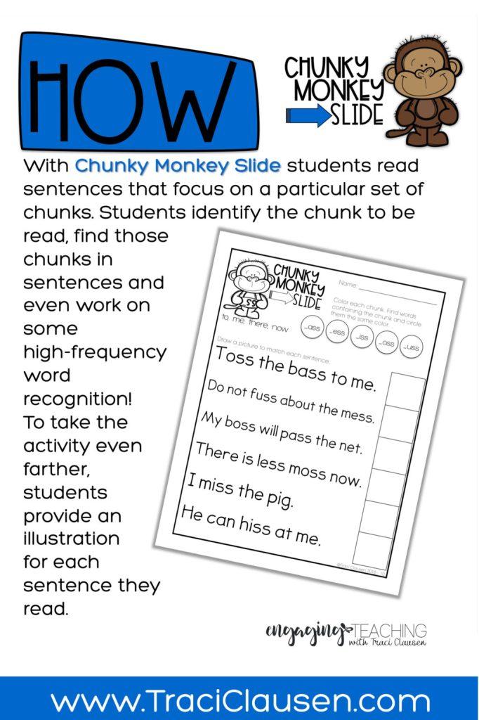 Chunky Monkey HOW info