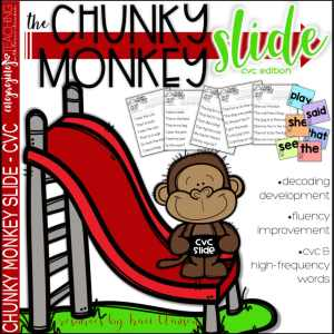 Chunky Monkey cvc cover