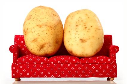 Inertia: A Couch Potato's Biggest Battle