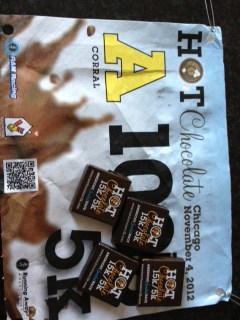 Top 10: Hot Chocolate 5K Recap