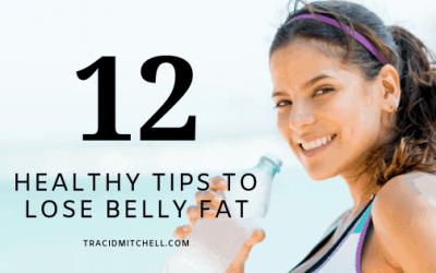 12 Healthy Diet Tips to Lose Belly Fat That Absolutely Work!