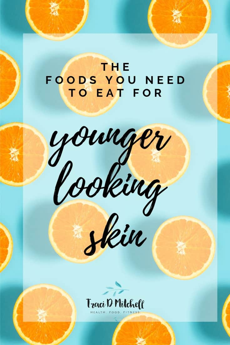 best foods for younger looking skin