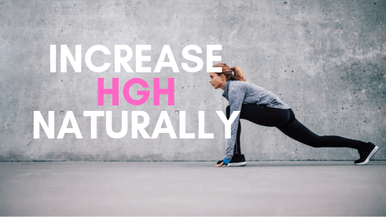 Increase HGH Naturally With This 4-Minute Exercise