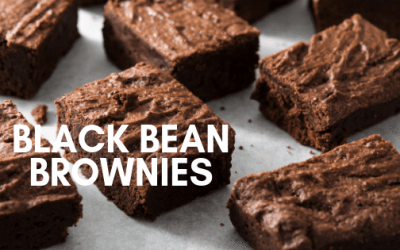Black Bean Brownies: Grain Free, Nut Free & Easy
