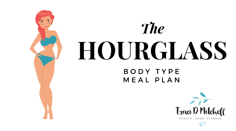 Hourglass Body Meal Plan for People Who Gain Weight Everywhere