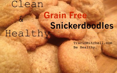 Ultimate Grain-Free Snickerdoodles – Delicious and Healthy