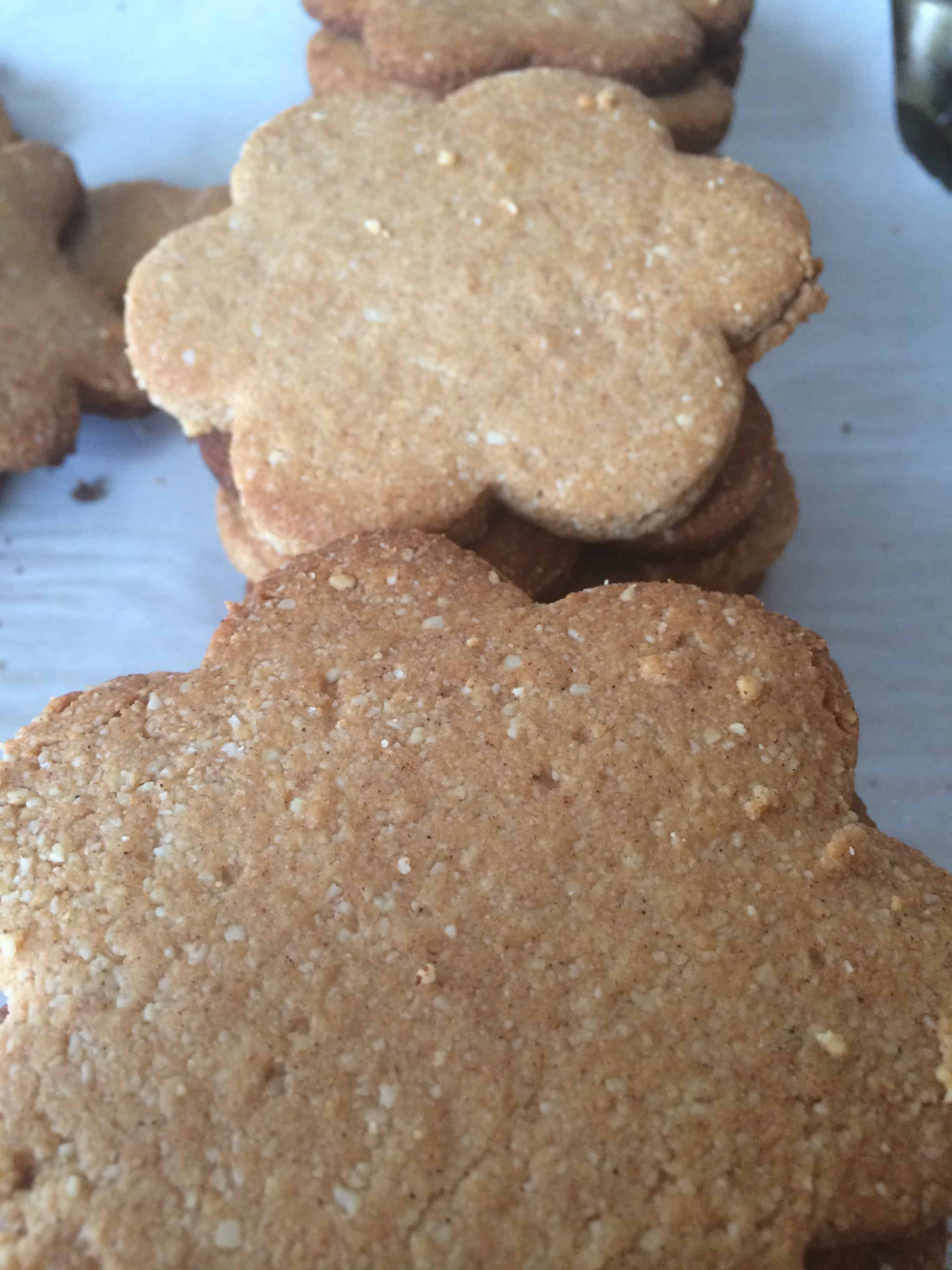 Deceptively Healthy Cut Out Cookies Recipe Grain Sugar And Dairy Free