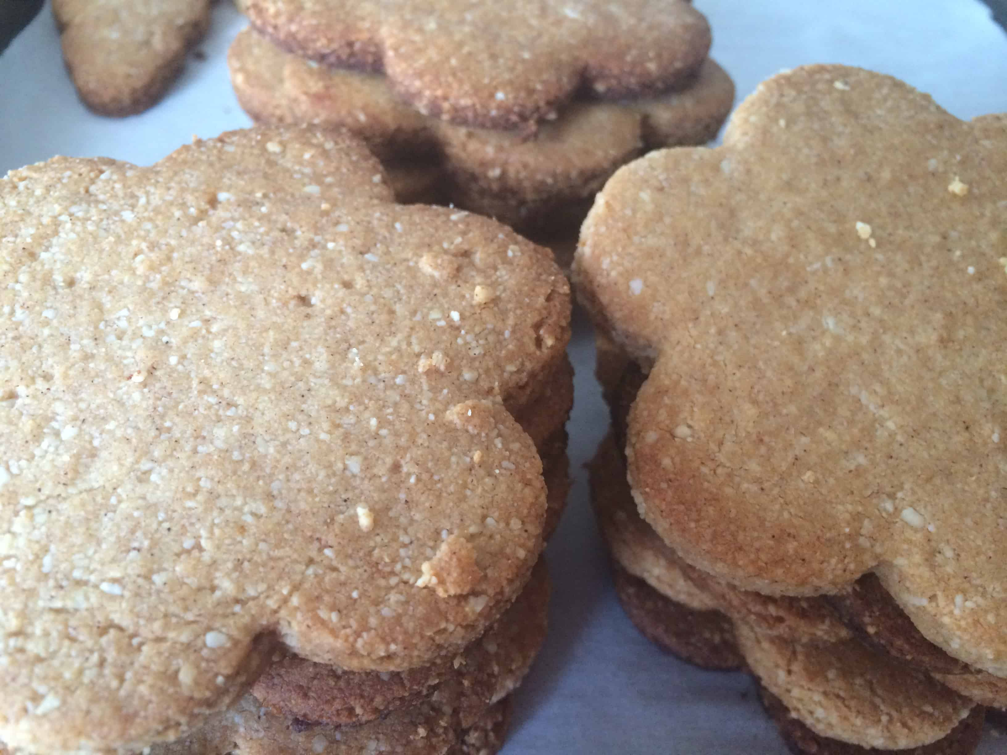 Deceptively Healthy Cut Out Cookies Grain Sugar And Dairy Free