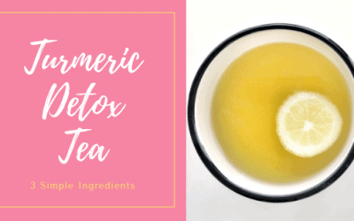 Turmeric Detox Tea: Simple, Healthy and Detoxifying