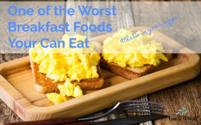 One of the worst breakfast foods you can eat