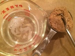 Granola Bars Ingredients 2