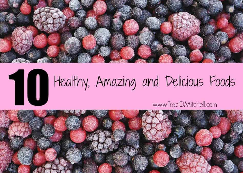 10 Delicious Food Staples For A Healthy Shopping List
