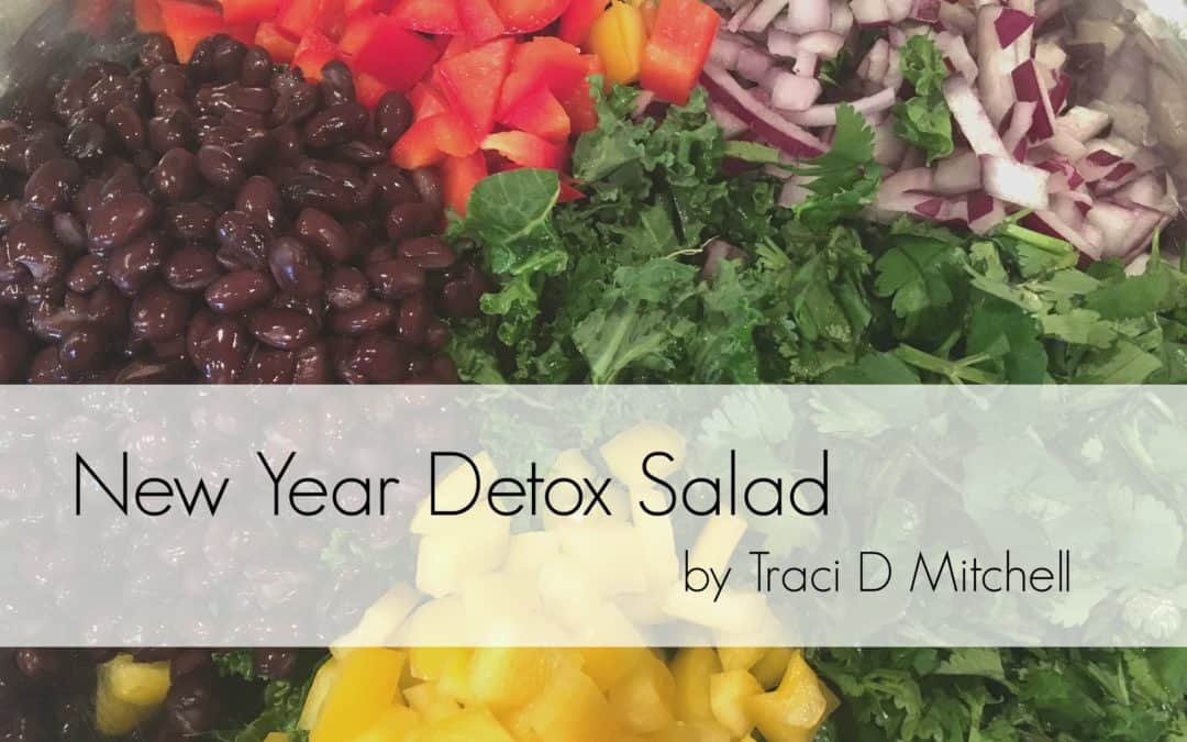 Healthy Detox Salad for Anyone That Wants to Feel Great