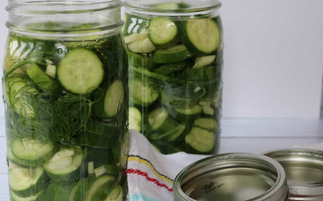 Homemade Pickles: a simple, healthy and easy guide