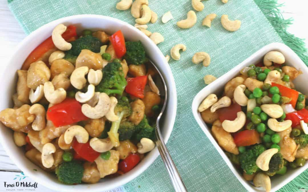 Delicious Cashew Chicken Stir Fry That's Easy to Make
