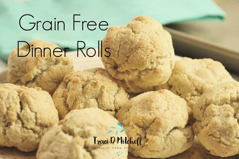 Grain Free Dinner Rolls