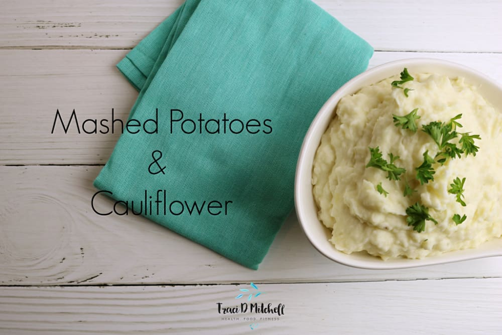 best mashed potatoes and cauliflower