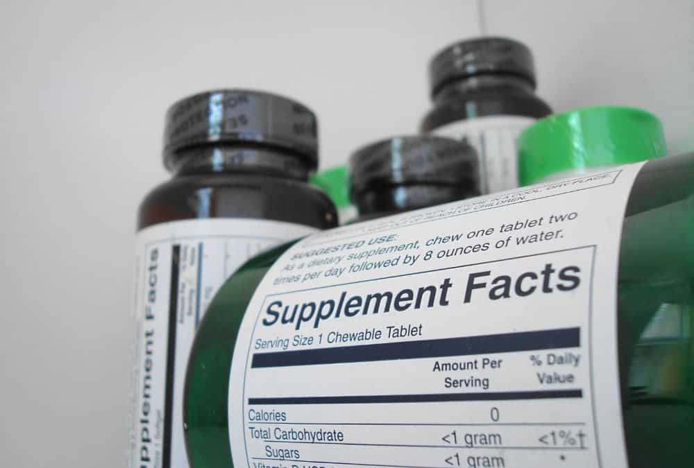 Nutrition Supplements: The 3 Most Important You Should Take