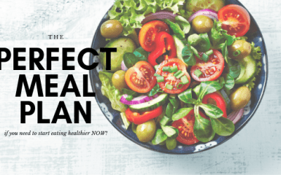 The Perfect Meal Plan When You Don't Know What To Eat
