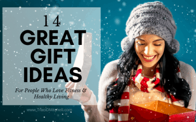 14 Great Gift Ideas for People Into Fitness & Healthy Living!
