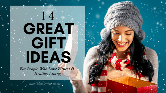 Great gift ideas for people who love fitness healthy living