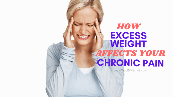 excess weight and chronic pain