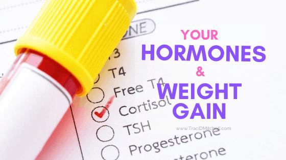 hormones weight gain
