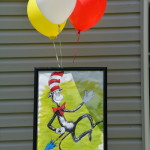 Cat in the Hat Painting