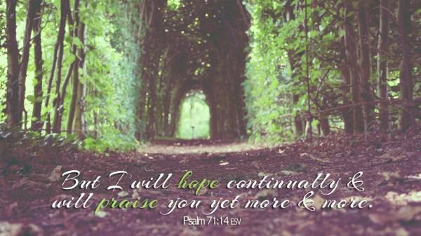Psalm 71-14