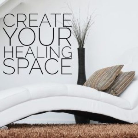 Create Your Healing Space | Tracie Braylock