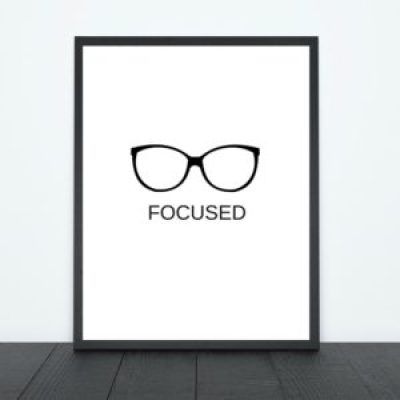 Focused Print   Tracie Braylock