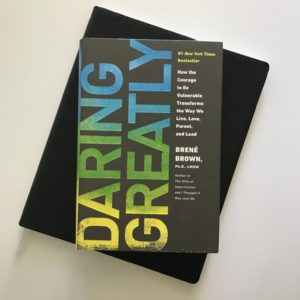 Daring Greatly by Brene Brown | Tracie Braylock