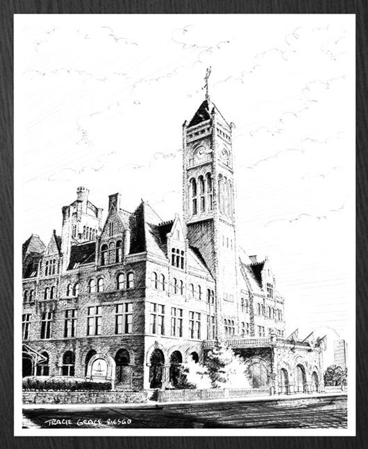Union-Station-Framed