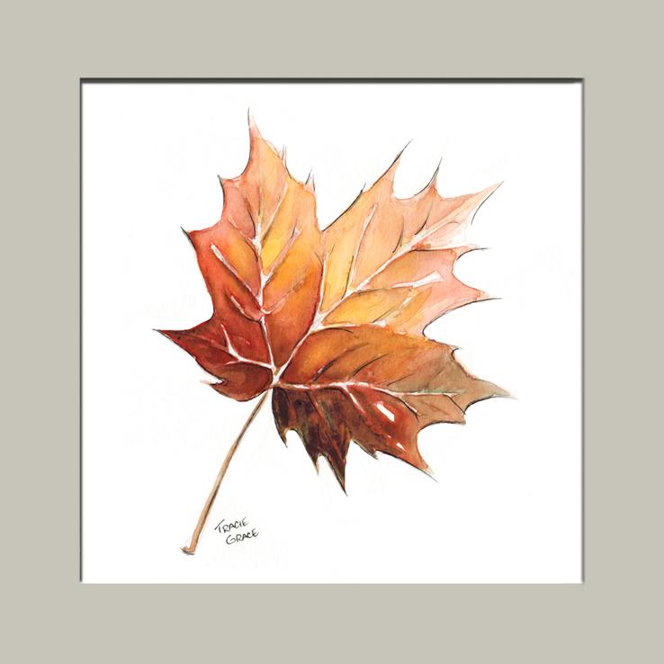 Leaf (matte))