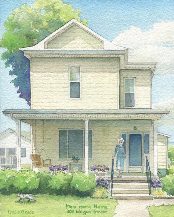 Mom-mom's Home (web)