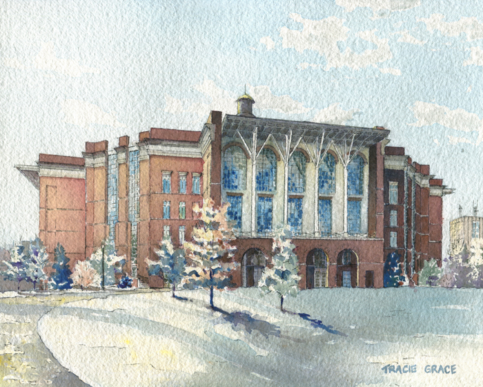 University Of Kentucky W.T. Young Library