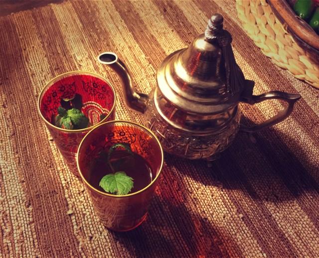 Moroccan Mint Tea, www.tracingabby.com