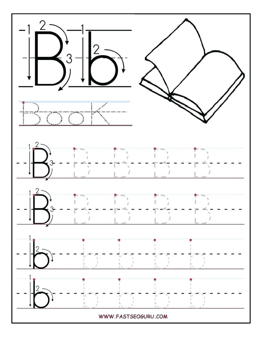 medium resolution of Handwriting Worksheet K   Printable Worksheets and Activities for Teachers