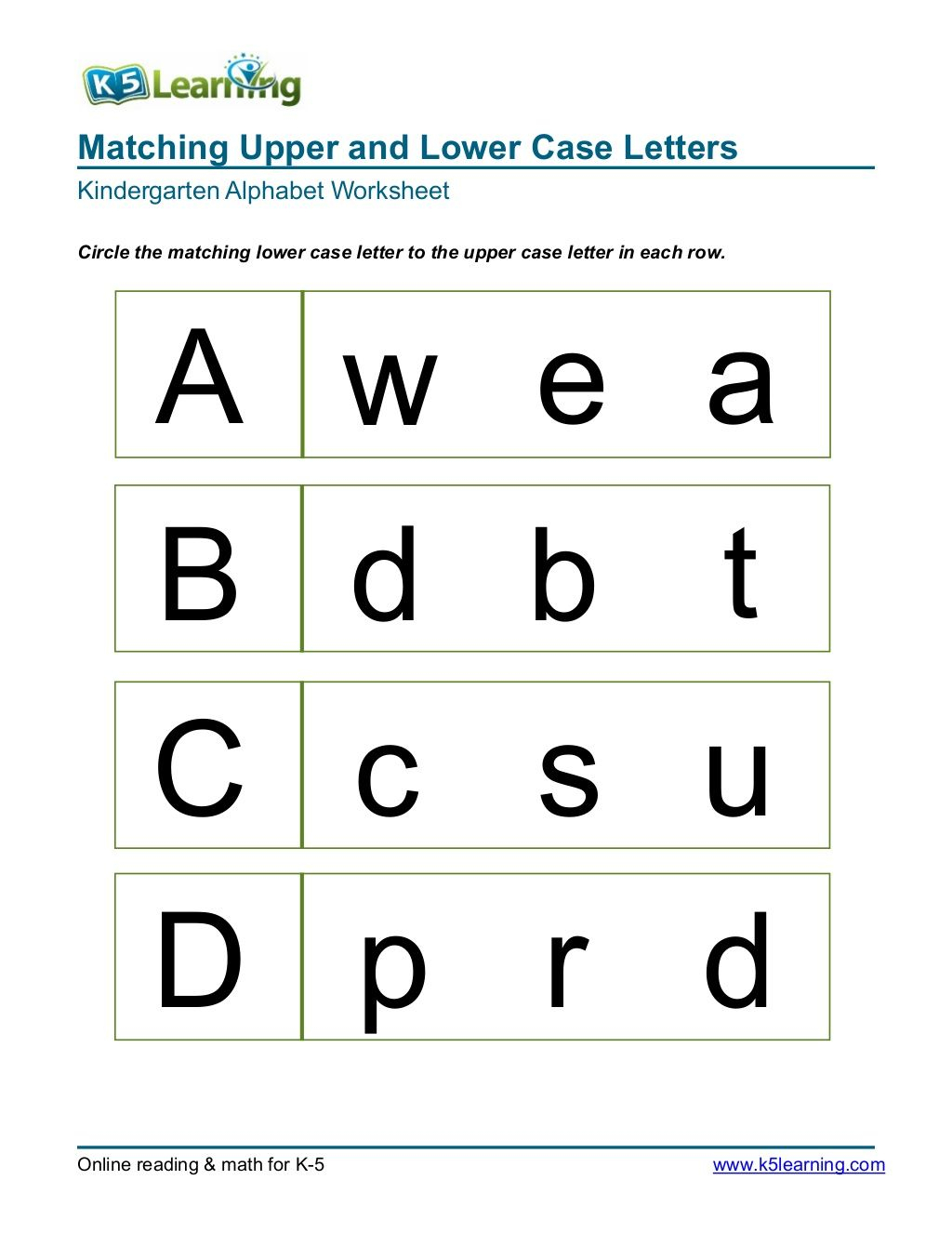 Tracing Alphabet Letters Online