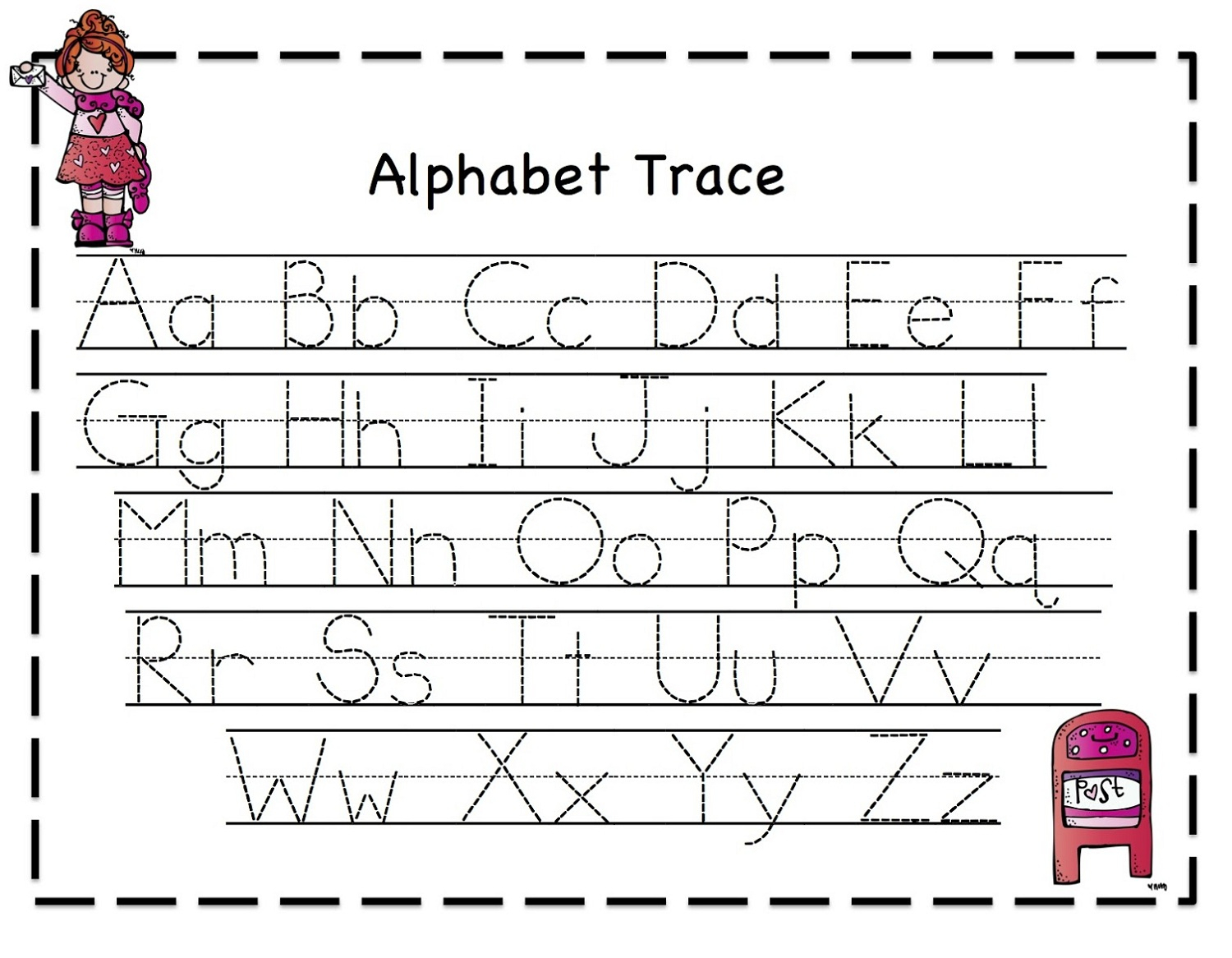 Download Tracing Letters