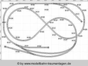Smart N gauge track plans for perfect layouts!